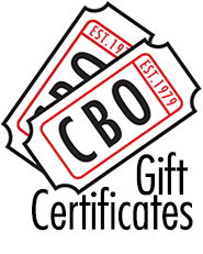City Box Office Gift Certificates